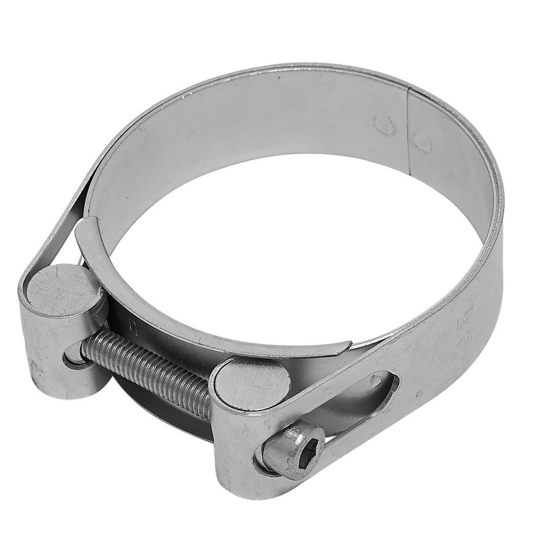 Pipe Clamp M8+M10 w.Insulation 026-031W1